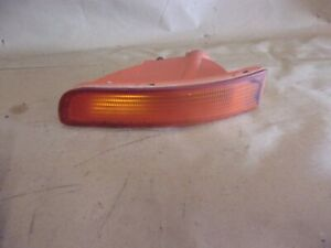 95-99 NISSAN MAXIMA LH LEFT DRIVER FRONT SIDE TURN SIGNAL LIGHT LAMP 21063380