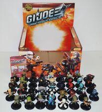 GI JOE RETALIATION MICRO FORCE 43 FIGURE SET + RETAIL DISPLAY BOX 2013