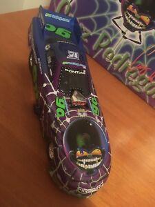 Cruz Pedregon 1999 Pontiac Funny Car 1:24 NHRA