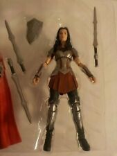 """Marvel Legends Thor MCU LADY SIF from 2 Pack 10 years Hasbro 6"""" New complete"""