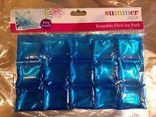 Riutilizzabile Ice Pack-Ideale per mantenere il vostro cibo da Picnic Freddo-Nuovo di Zecca
