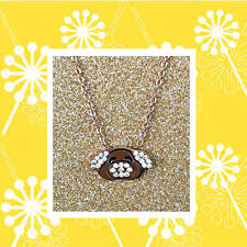 """CC20080 -  """"rose gold"""" pendant with little pig stainless steel pendet"""