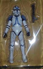 Star Wars Black Series blue 501st Clone Trooper of Order 66 EXCLUSIVE 6 inch