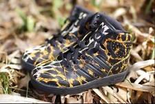 adidas JS ObyO Jeremy Scott HI Instinct Leopard Toddlers Sneakers ~ size 5½ US