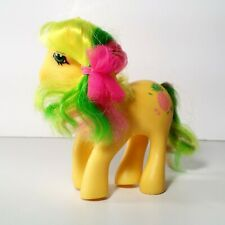 Vintage 1987 My Little Pony G1 Tropical Pony Tootie Tails China Hasbro