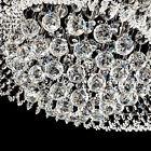 30XChandelier Ball Drop Crystal Glass Lamp Pendant Loose Spacer Bead Clear LIAU