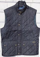 NWT-$225 Polo Ralph Lauren Black Southbury Quilted Vest Size L