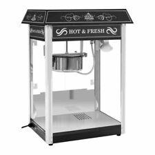 Retro Style Cinema Party Popcorn Maker Pop Corn Popper Machine Commercial 1600w