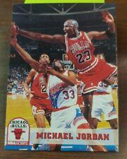 CC203 Error Wrong Back 1993-94 NBA Hoops Michael Jordan #28 Chicago Bulls HOF