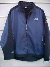 North Face Medium Windstopper Shell Fleece Jacket Summit Series Snowboarding