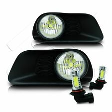 11-16 Dodge Grand Caravan Fog Lamp w/Wiring Kit & High Power COB LED Bulbs