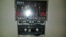 kiss music cassette smashes thrashes & hits   fast dispatch