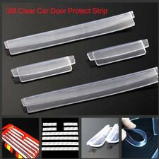 3M 8pcs Door Edge Scratch Guard Trim Protector CLEAR Strip Scotchgard Sticker