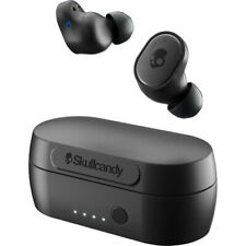 Skullcandy SESH XT EVO True Wireless Bluetooth Earbuds-BLACK