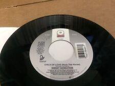 "SWEET SENSATION LOVE CHILD  45 RPM VINYL 7"" *"