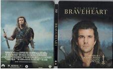 Braveheart (Blu-ray Disc, 2013, 2-Disc Set) Near Mint!