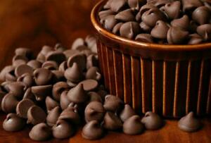 Dark Chocolate Chips Chocochips for Baking and garnishing Cakes ,Cookies 200gm