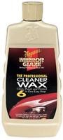 Meguiar's M0616 Mirror Glaze Cleaner Wax, 16 oz 16 oz.