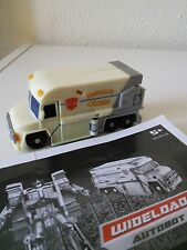 TRANSFORMERS ROTF WIDELOAD COMPLETE, SCOUT CLASS 2009