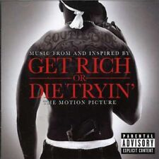Get Rich Or Die Tryin The Original Motion Picture Soundtrack [CD]