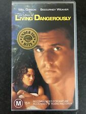 The Year Of Living Dangerously VHS TAPE (1982 Mel Gibson Australian movie)