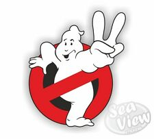 Ghostbuster 2 Ghost Buster Casper Peace Car Van Stickers Decal Funny Sticker
