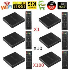 T95N Android TV Receiver Box Dual-core 2.4G WiFi Ultra 4K HD(1G RAM/8G ROM) LOT