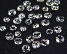 Natural Diamond White G-H Color VS-SI Clarity Rose Cut Loose Diamond 1.00 Ct lot