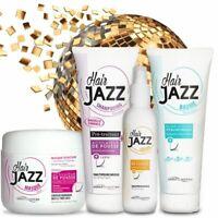 Solde! Hairjazz Cheveux Croissance Ensemble Shampooing + Hyaluronique Soin +
