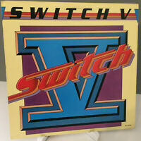 Switch  ‎–  Switch V   1981 US Vinyl LP   Funk/ Soul/ Disco   Mint   UNPLAYED