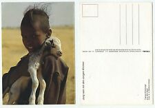 24719 - Tuareg-Hirtenjunge, Niger - Kath. Missionswerk - alte Ansichtskarte