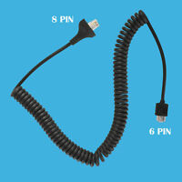 Durable Replacement Cable Cord for Kenwood KMC-30 TK-860 TK-868 TK-880 TK-808