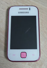 Samsung Galaxy Y gt-s5360 HELLO KITTY Edition Bianco Rosa Senza SIM-lock #1