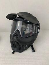 V-Force Armor Firld Vision Paintball Mask Black Anti-fog