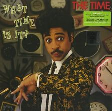 THE TIME WHAT TIME IS IT? RSD 2017 VINILE LP GREEN VINYL NUOVO SIGILLATO !