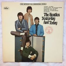 THE BEATLES Yesterday And Today CAPITOL PURPLE LABEL ST-1-2553-G26 —◁ Wow Rare