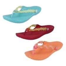 Scarpe infraditi blu marca Crocs per bambine dai 2 ai 16 anni