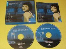 Bargrooves Frosted 2 CD Album Dance Deep Tech House Mixes ft Jimmy Somerville