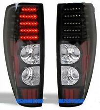 2004 2005 2006 Chevy Colorado BLACK LED TAIL LIGHTS