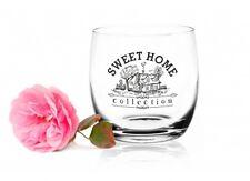 Set of 6 GLASSES 260ml HOME SWEET HOME