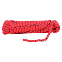 20m Mountaineering Rock Climbing Rope Safety Rescue Auxiliary Cord Outdoor