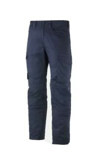 Snickers 6801 Knee Pocket Service Trousers NEW WITH TAGS size 92 navy