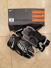 Nike Vapor Lt Lacrosse Gloves Size L 13� Black