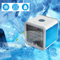 Mini Air Conditioner Cooler Portable Summer Space Cooling Artic Fan Humidifier S