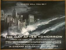 The Day After Tomorrow - Original UK British Quad Poster 40 x 30 inches - Wave