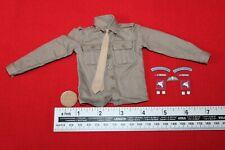 Dragón en sueños 1:6TH escala DID Segunda Guerra Mundial británica 1ST Airborne Camisa & Lazo De Roy