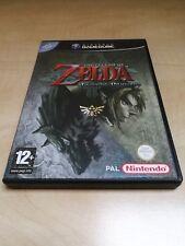 Nintendo Gamecube NGC: The Legend of Zelda Twilight Princess (PAL) *CIB*