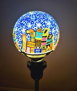 Artistic Printed Decorative LED Bulbs E27, Urban Art Gamma