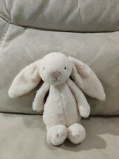 Little Jellycat Small Pink Rattle Bunny Rabbit Soft Toy Comforter