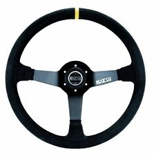 Sparco Steering Wheel R 345 Suede - 015R345MSN